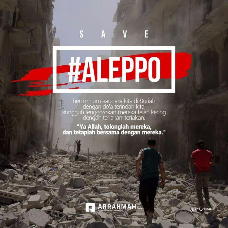 Ketahuilah Umat tidak kalah oleh konspirasi dan pengkhianatan  (Arrahmah.com) - Konflik Suriah membara kembali dalam beberapa hari terakhir setelah Bashar al-Assad merebut Aleppo Timur dari penguasaan kelompok oposisi. Rusia bersama Iran berlomba-lomba mendukung kuat Bashar al-Assad untuk menekan kelompok oposisi yang sebelumnya menguasai Aleppo Timur. Saat yang sama Rezim Iran yang telah berkolusi dengan Amerika dalam perang melawan kaum Muslim di Afghanistan dan di Irak sekarang Iran…