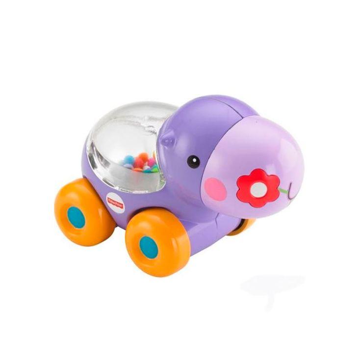Fisher Hipopotamo peloticas diverticas $49.900 Coloridas pelotitas saltarinas, reflejos brillantes y divertidos sonidos Estimula al bebé a empujar y gatear Ayuda a fortalecer las habilidades motoras gruesas y a desarrollar los sentidos Introduce el concepto de causa y efecto