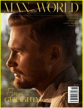 #Brian Geraghty is a Scruffy & Sexy 'Man of the World'! --- More News at : http://RepinCeleb.com  #celebnews #repinceleb