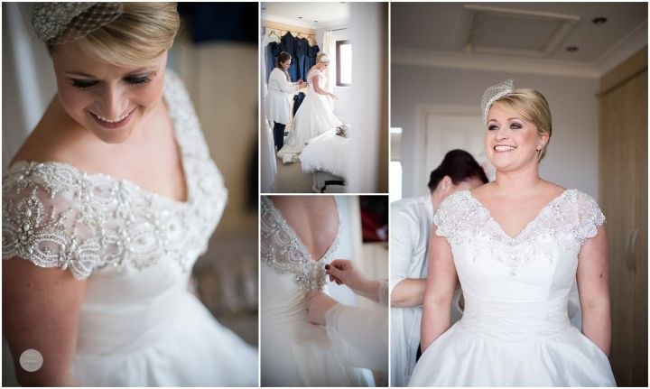 Emma and Eurig's amazing Carmarthen wedding {Stradey Park Hotel}
