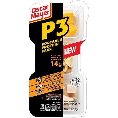 Oscar Mayer P3 Protein Packs Only $.50 With Coupon Stack! - http://www.rakinginthesavings.com/oscar-mayer-p3-protein-packs-only-50-with-coupon-stack/