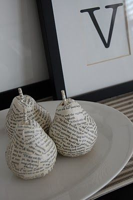 Love these! I've had the pears I'm going to use sitting in my car for weeks now!