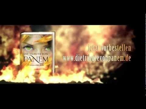 Die Tribute von Panem. Flammender Zorn | Buchtrailer