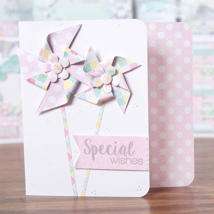 Gorgeous special wishes card from the @craftworkcards Summer Days! Shop now at C+C: http://www.createandcraft.tv/pp/craftwork-cards-summer-days---cards%2c-ins-345342?p=1 #cardmaking #papercraft