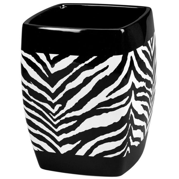 Red And Zebra Bathroom Decor: 29 Best Walmart Bathroom Decor:: Images On Pinterest