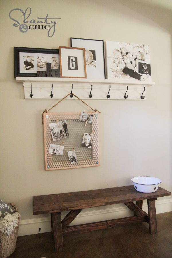 17 best ideas about entryway wall decor on pinterest entryway decor rustic chic decor and. Black Bedroom Furniture Sets. Home Design Ideas