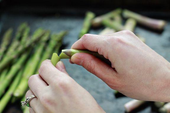 Salute Spring! Asparagus (Recipe: Cream of Asparagus Soup)