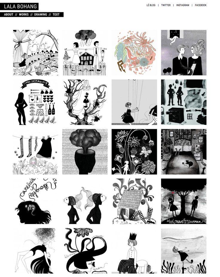 Lala Bohang   sheshoppes boutique web design