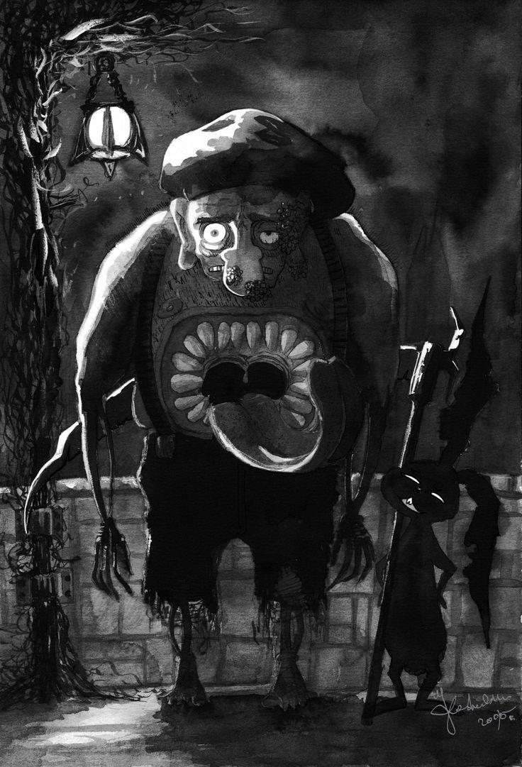 """""""Monster and The Bunny"""" by Kashoka"""