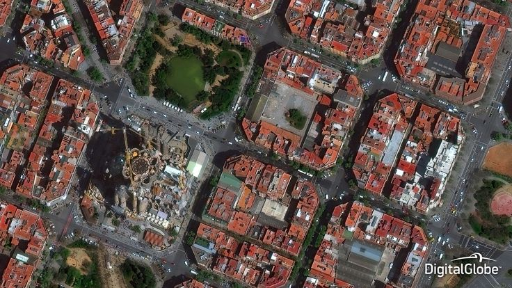 http://satpalda.com/worldview-3   High resolution and detailed satellite imagery means accurate maps for navigation around areas of interest and popular destinations. WorldView-3 satellite courtesy of DigitalGlobe is cable of providing such high-quality images.  On April 17, 2015, WorldView-3 captured the images of Barcelona, the capital city of the Spain.  These images will help in navigation as Barcelona is one of the world's leading tourists, economic, trade fair and cultural centres.