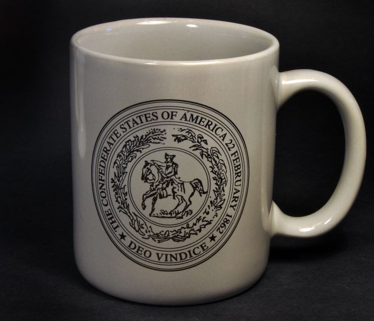 Confederate States Of America Coffee Mug Cup