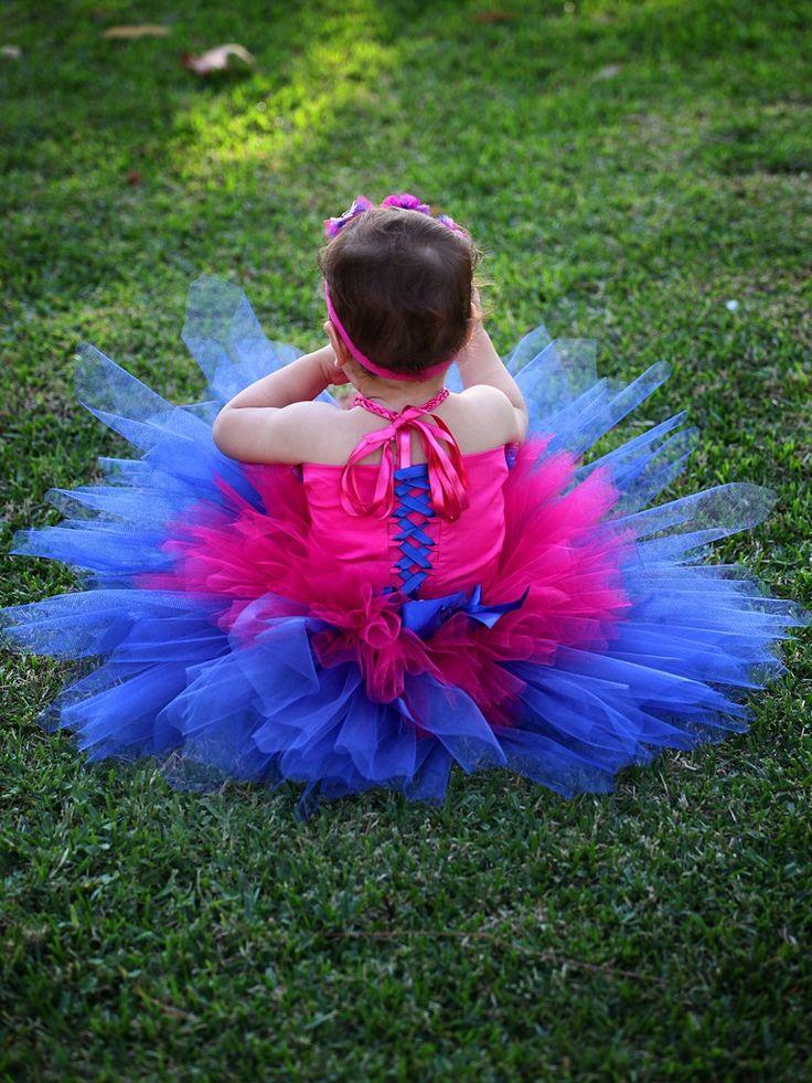Fuşya Lacivert Tütü Elbise, Prenses Elbisesi, Doğumgünü Elbisesi, Kabarık Elbise #baby #babywear #babycouture #cute #couture #kids #kidsfashion #couturekids #designkids #picoftheday #kucukhanimingardrobu #couturedress #princessdress #tutudress #weddingdress #birthdaydress #pinktutudress #skybluetutudress