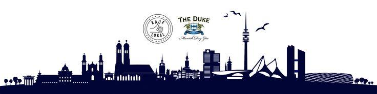 """Zum zweiten Mal stellt Hirmer München lokale Brands im Flagshipstore vor, ganz nach dem Motto """"KAUF LOKAL"""": ein Gedanke, eine Stadt, mit dabei THE DUKE Gin."""