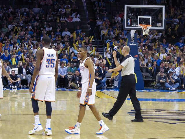 NBA: Could Kevin Durant, Russell Westbrook Leave Oklahoma City?