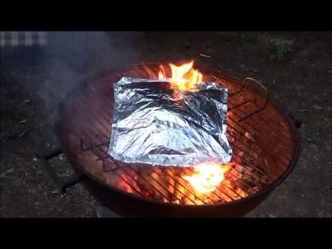 Копчение окорока в пакете Чудный аромат - YouTube
