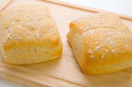 Petits pains à la pomme de terre sans gluten