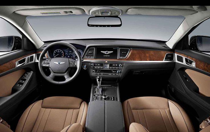 2017 Hyundai Equus Interior #2017, #Equus, #Hyundai, # ...