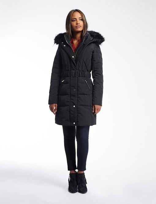 Doudoune Morgan, achat Doudoune duvet et plumes Morgan prix promo Boutique…
