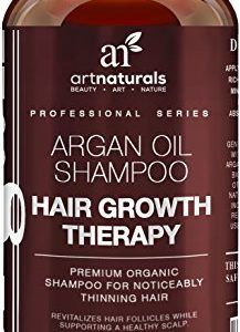 Art-Naturals-Organic-Argan-Oil-Hair-Loss-Shampoo-for-Hair-Regrowth-16-Oz-Sulfate-Free-Best-Treatment-for-Hair-Loss-Thinning-Aging-Product-For-Men-Women-Infused-with-Biotin-3-Month-Supply-0