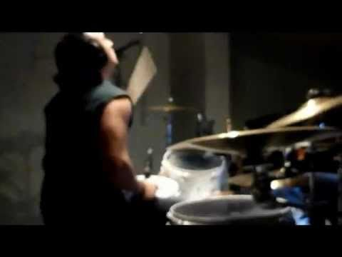 DRUM COVER  Apocalyptic Love  Slash feat. Myles Kennedy & The Conspirators (by TheDWLion)