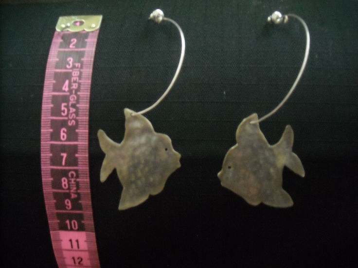 handmade earrings with silver 925