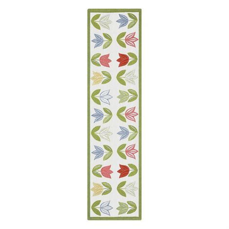 Amelie table runner - 35x120 cm - Ekelund Linneväveri