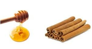 The Cinnamon Honey Drink: 1 tsp cinnamon to 2 tsp honey in 1 cup boiling water o