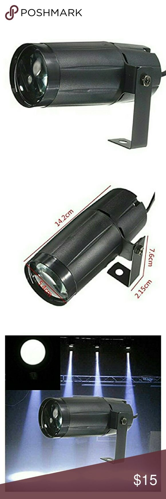 Big event red curtains with spotlight stock photo getty images - 3w Led Single Beam Spotlight W Dual Mounts Nwt Pure White 3w Led Pin Spot