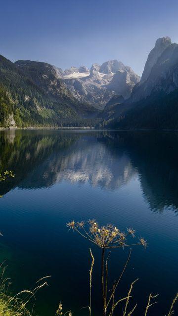 Österreichs schönste Seen: Gosausee Bild: OA Tourismus