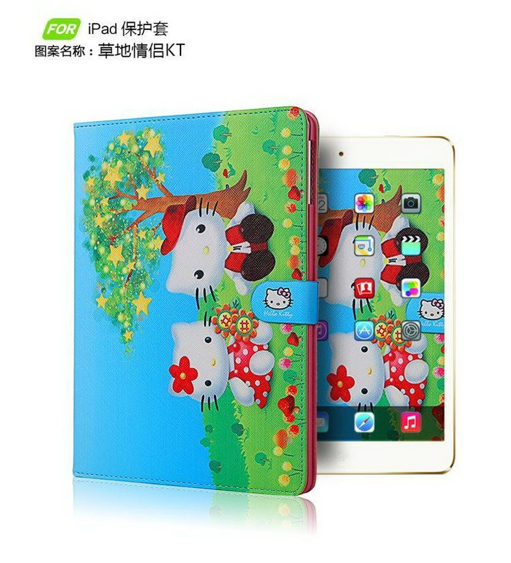 Case with cartoon Hallo Kitty picture for