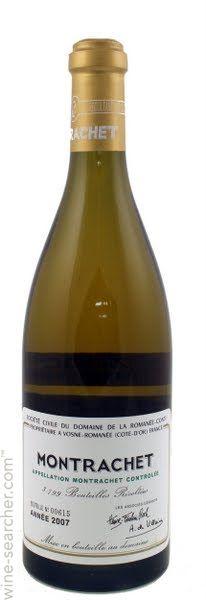 Domaine de la Romanee-Conti Montrachet Grand Cru, Cote de Beaune, France http://www.wine-searcher.com/wine-41334-1978-domaine-de-la-romanee-conti-montrachet-grand-cru-cote-de-beaune-france