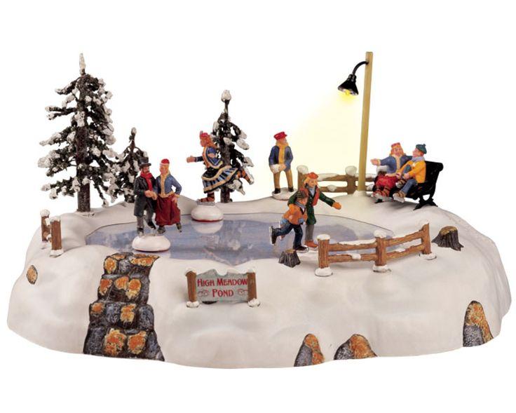 Vendita villaggi di Natale Lemax