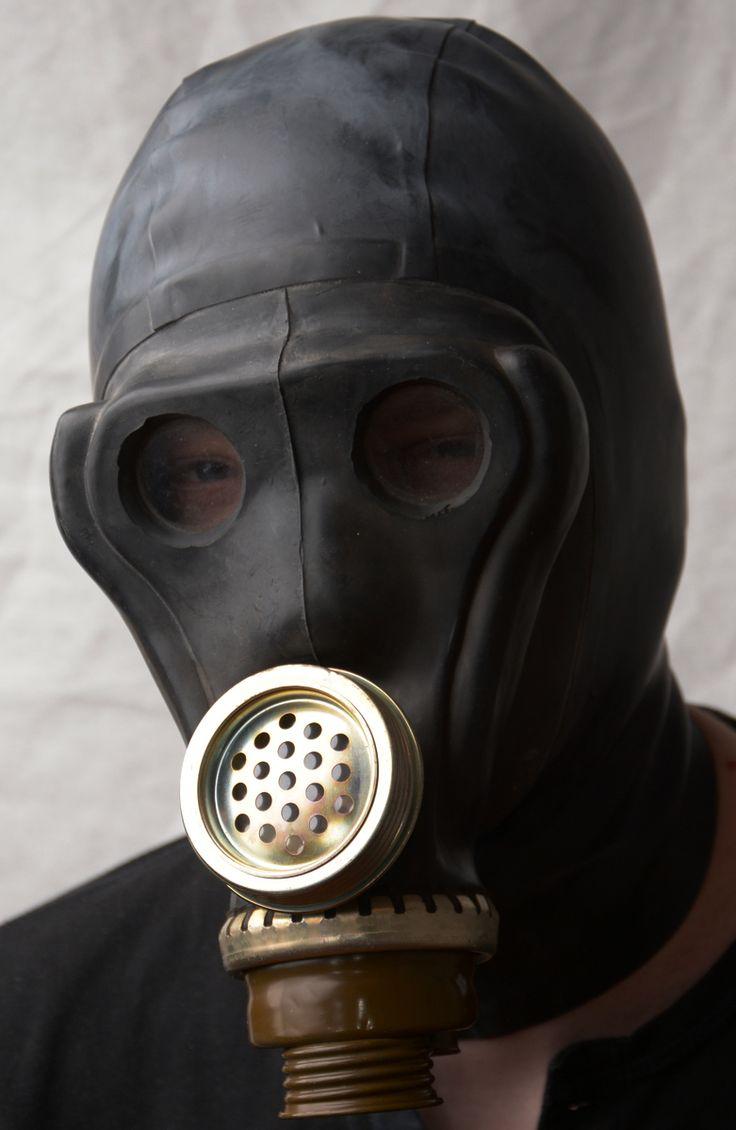 372 best Gas Masks images on Pinterest
