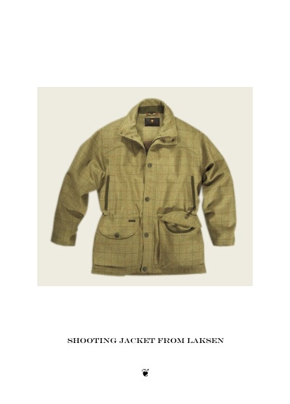 Laksen Jacket by Five and Dime Cowboy, via Flickr