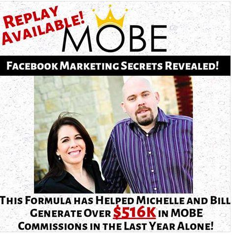 Michelle & Bill Pescosolidos FB Marketing Formula:Replay