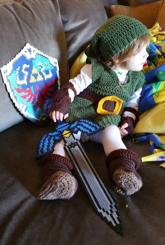 Crochet Zelda Hat : 1000+ images about Mundo Nerd on Pinterest Disney, Power rangers and ...