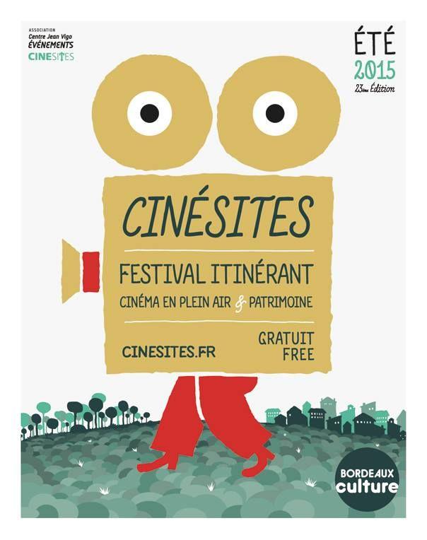CINESITE - CUB : festival de cinéma de plein air et patrimoine.