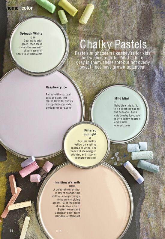 Bedroom Wall Colors 2013 best 25+ pastel paint colors ideas on pinterest | vintage paint