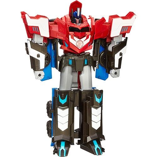 Boneco Transformers Robots in Disguise Optimus Prime Hasbro