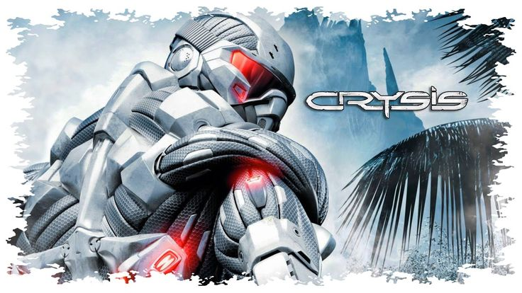 Crysis - Стрим #2 - Прохождение игры (первые 14 минут не работал микрофон)