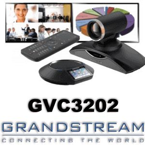 Grandstream GVC3202 Video Conferencing - http://www.vdsae.com/product/grandstream-gvc3202-video-conferencing/