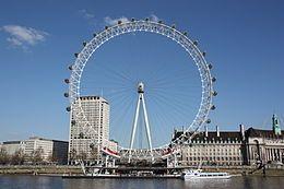 London Eye (Ojo de Londres)