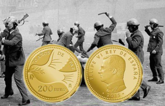 La Real casa de la Moneda o Fábrica Nacional de la Moneda y el Timbre (FNMT) ha tenido la ocurrencia de sacar un moneda que c...