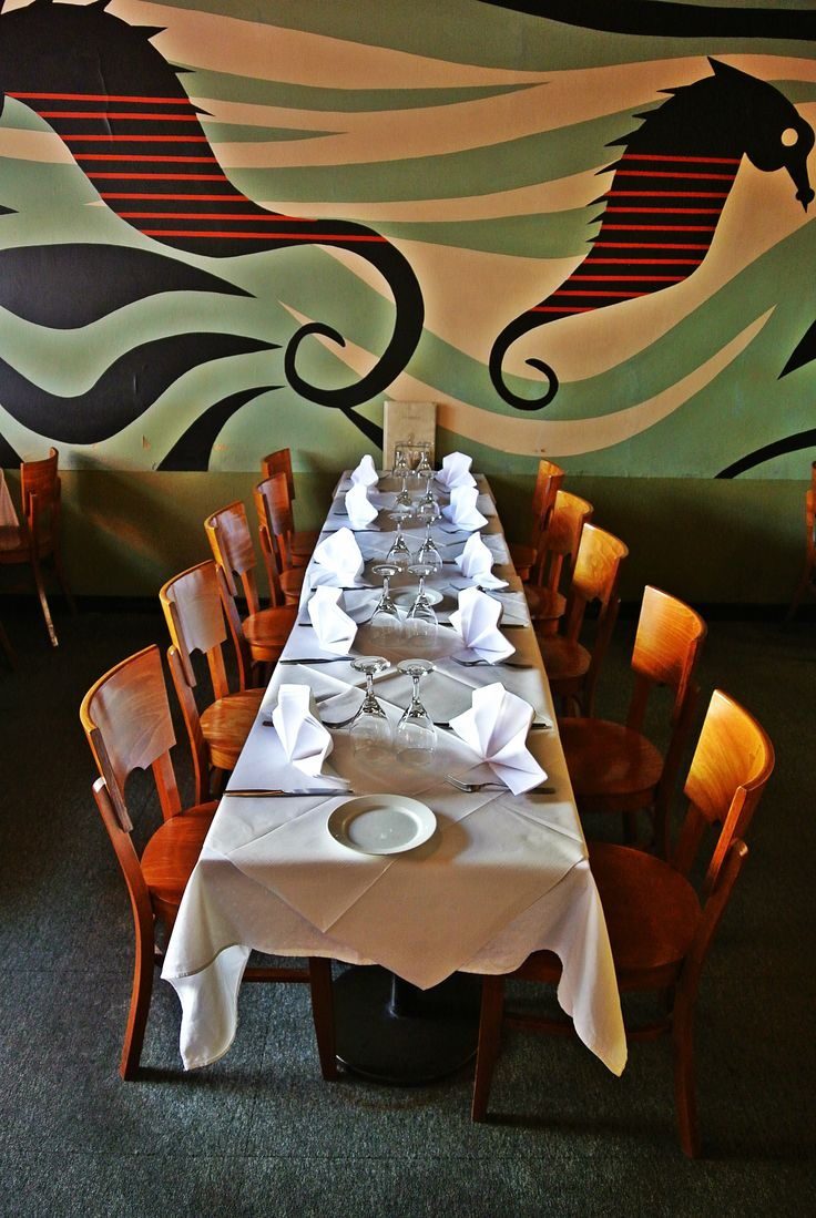 Finish restaurant since 1932. Restaurant Seahorse used to be sailors place, yet nowdays is better to book a table.  #food tour #Helsinki #Finnish food #Scandinavia #restaurant
