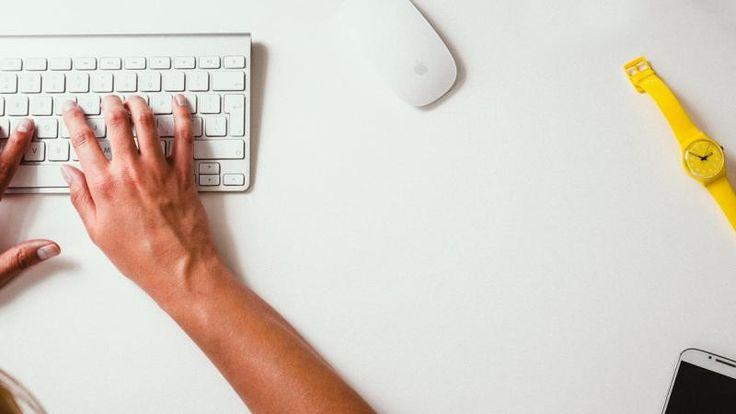 Higiena pracy przy komputerze - zalecenia i zasady