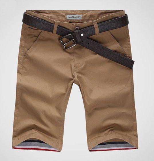 Summer New Hot Sale Straight Barrel Pocket Fashion Slim Men's Casual Comfort…