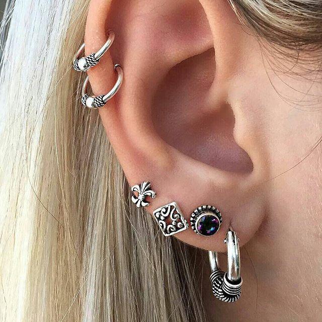 Pra completar a orelha com muito mais glamour ❤ COMPRE ONLINE: www.izasoler.com.br