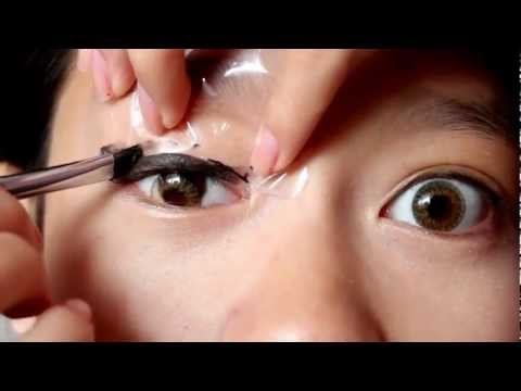 DIY Eyeliner Stencil for a Perfect Wing