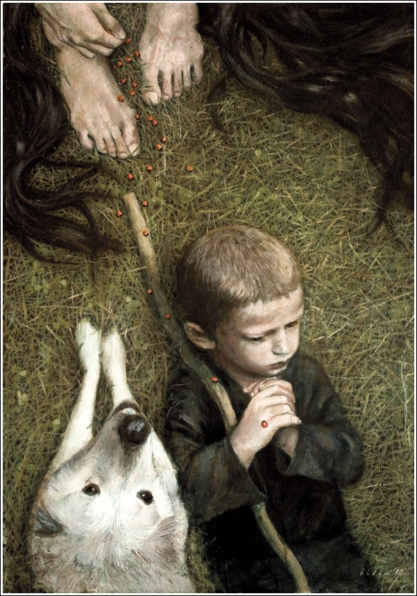 Dragan Bibin // Serbian mythology 2