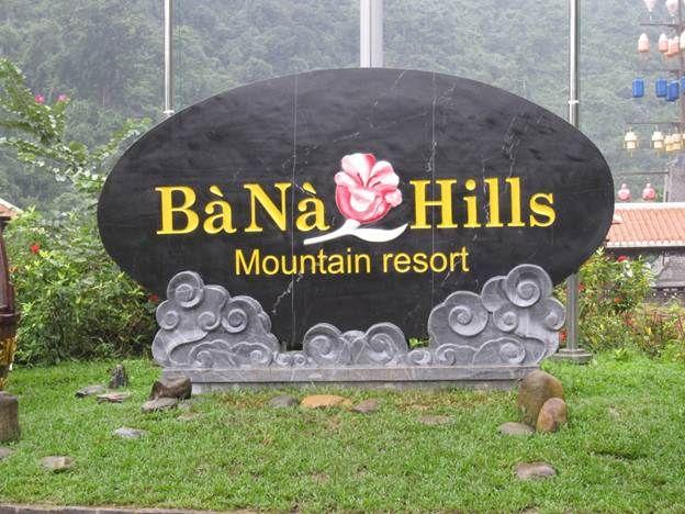Ba Na Hills, Da Nang, Viet Nam